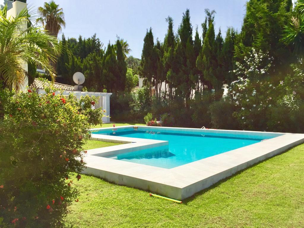 For Sale or Rent – Detached Andalucian Villa – El Paraiso