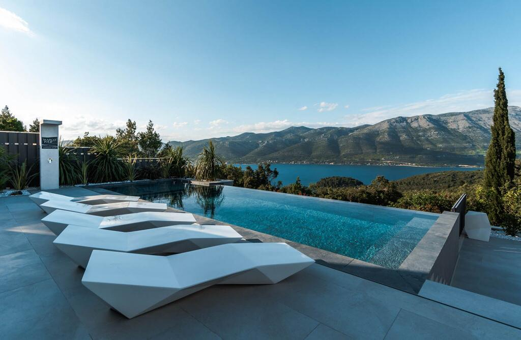 Luxury contemporary villa – Croatia