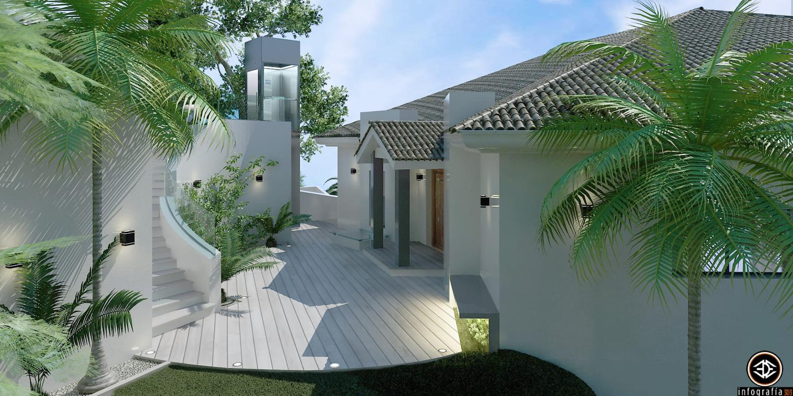 Renovation Project Villa – Elviria