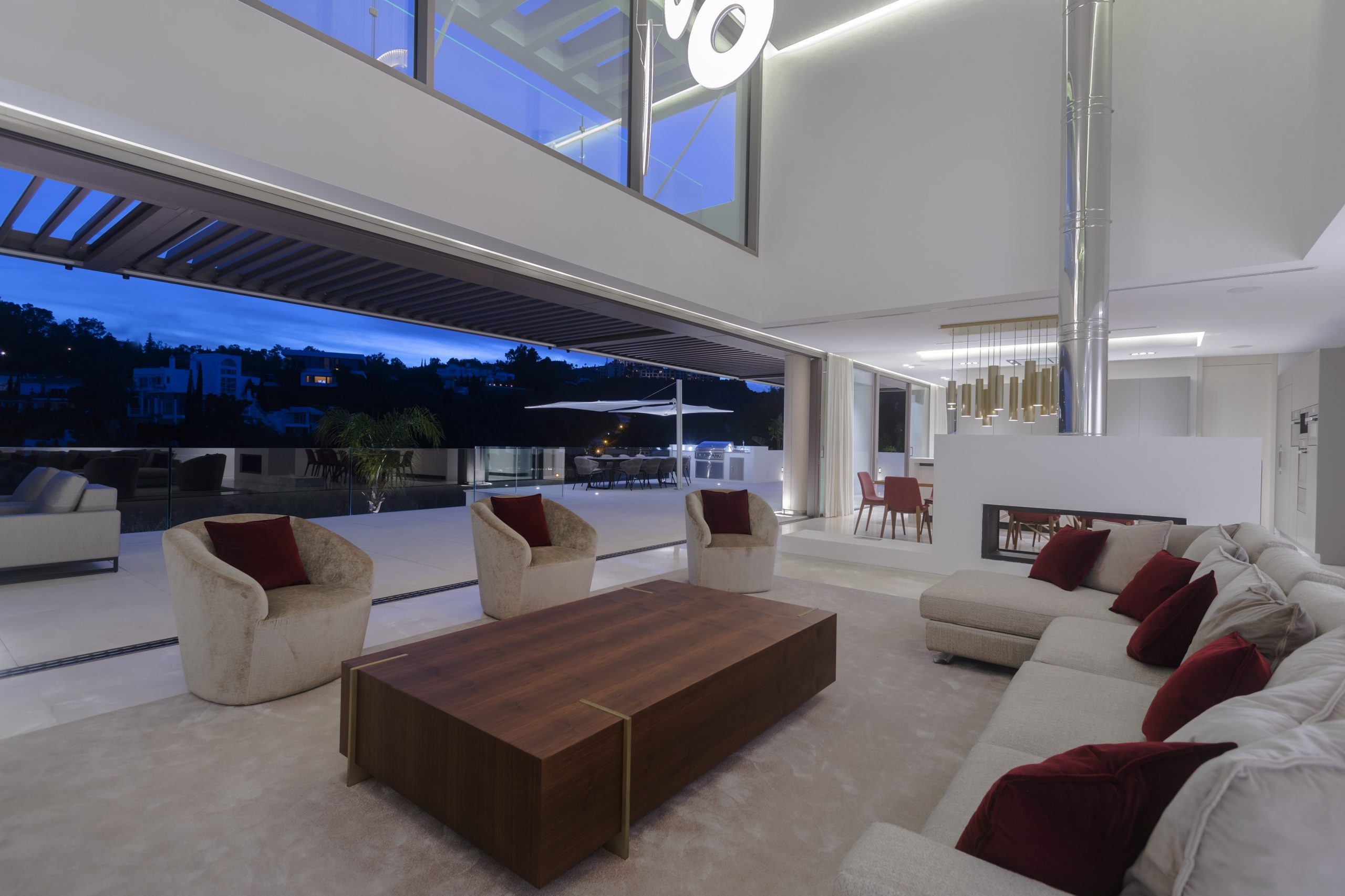 New Detached Villa – La Quinta