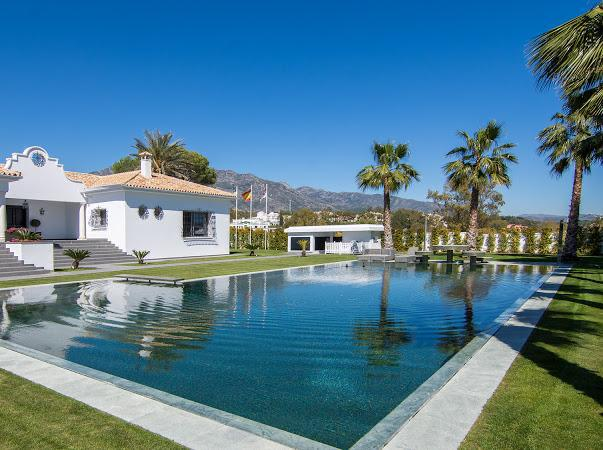 Luxury, spacious villa – The Golden Mile, Marbella