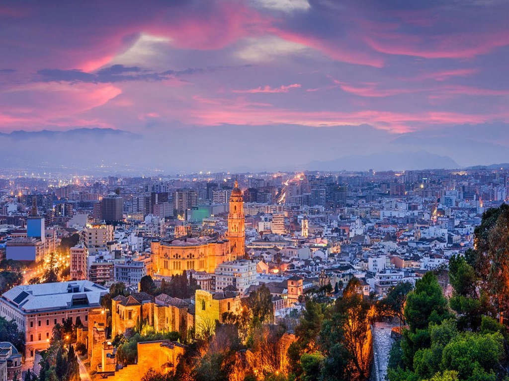 AREA GUIDE: Malaga City