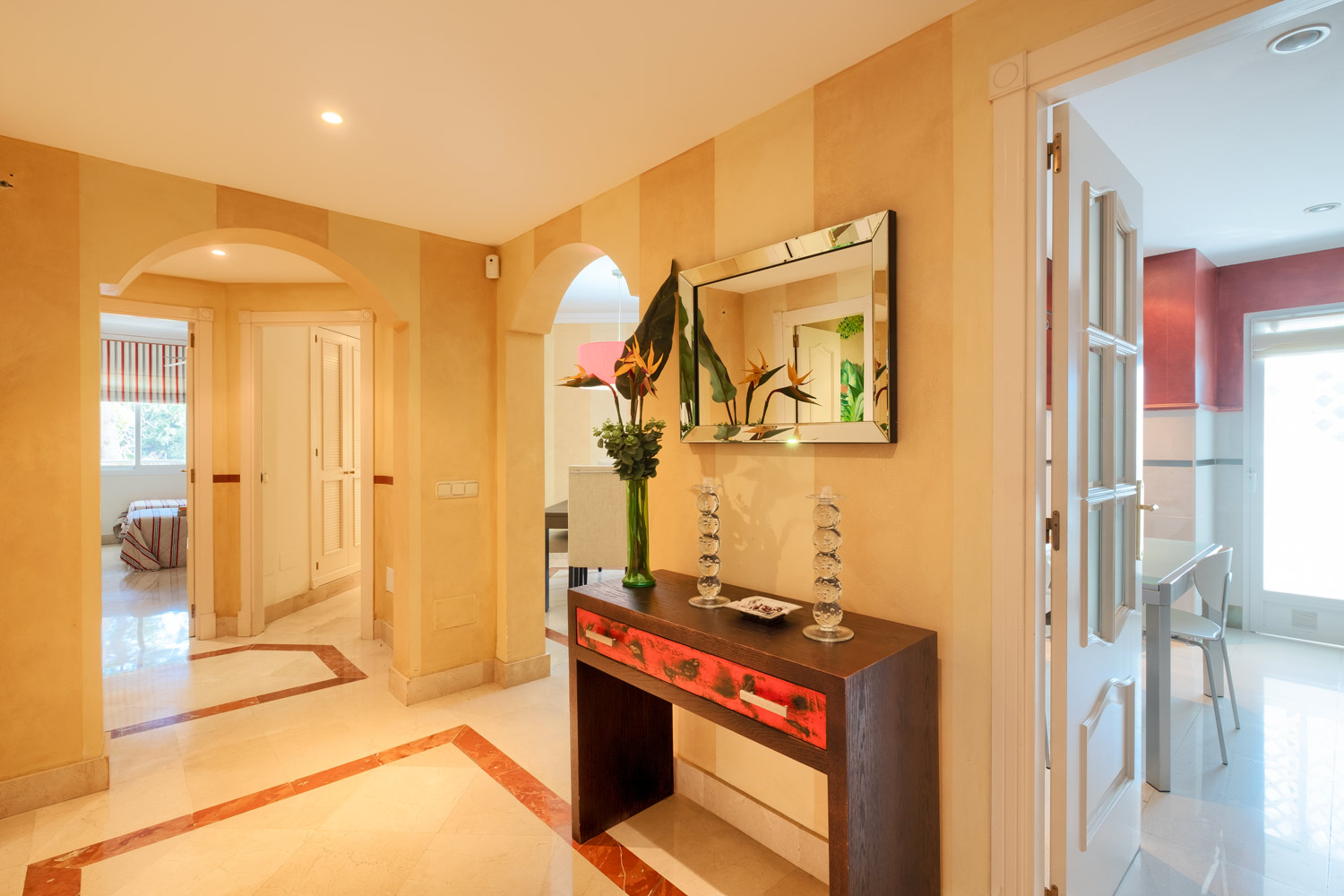 Luxury apartment on The Golden Mile